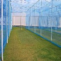 Skid-Free Rugged Artificial Grass For Cricket Surface
