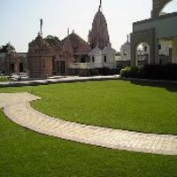 Fire Retardant Artificial Grass For Landscaping