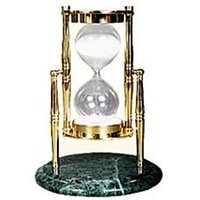Crystal Made Sand Timer