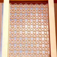 Corrosion Resistant GRC-Glass Reinforced Concrete Made Screens