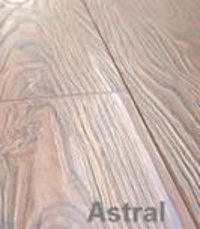 Registered Grain (V-Groove) Flooring