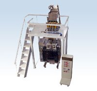 Automatic Form Fill Seal Machine (Collar Type) With Electronic Weighmetric Filling System
