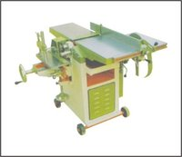 Multi Purpose Woodworking Machine (6 In 1)