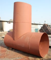Gas Duct Piece
