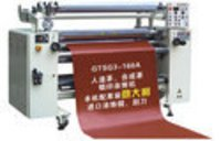 Leather Coating Machine