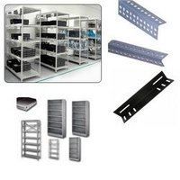 Slotted Angle Open Racks