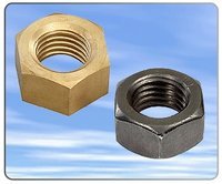 Heavy Duty Hex Nuts