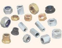 Heavy Duty Industrial Nuts