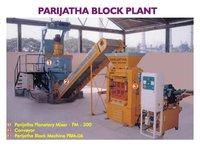 Concrete Block Making Machinery