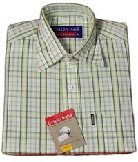 Mens Checked Design Shirts