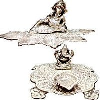 Ganesha Silver Plated Gift Item