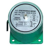A.C. Synchronous Motors