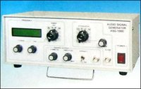 Audio Signal Generator