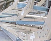 GRP Perforated Type Cable Trays
