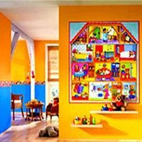 Hassle Free Kids Room Wallpaper