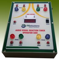 Audio Visual Reaction Tester