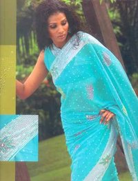 Ladies Sleek Sarees