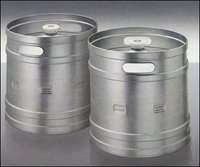Non Returnable Keg Container