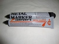 Permanent Metal Marker