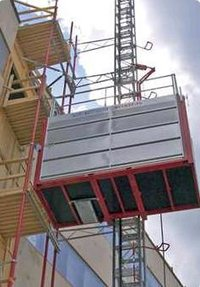 Scanclimber Construction Hoist