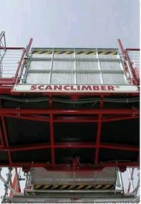Scanclimber Materials Hoist