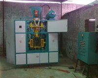 Amine Cold Box Core Shooter Vertical Parting Machine