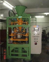 Amine Cold Box Core Shooter Horizontal Parting Machine