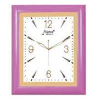 Rectangle Shape Wall Clocks