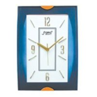 Rectangle Shape Analog Wall Clocks