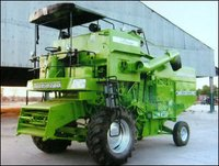 Self Harvesters Combine