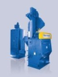 Q32 Series Tumble Belt Type Shot Blasting Machines