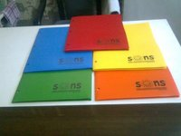 Pp Plastic File Folders
