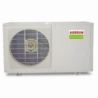 Air Source Heat Pump With Sound Level Of 58db(A)