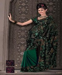 Womens Party Wear Sarees