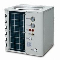 Commercial Heat Pump With 36,800btu/H Rated Heat Power And 2.85kw Rated Input