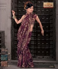 Ethnic Look Sarees