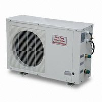 Circular Heat Pump With 0.91kw Rated Input