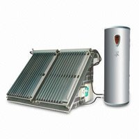 Split Pressure System Solar Water Heater With Single/Double Heat Exchanger