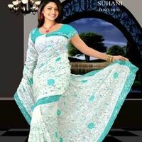 Full Jacquard Saree