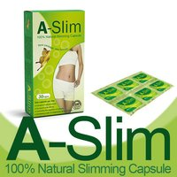 A-Slim 100% Natural Weight Loss Capsules