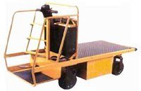 Battery Operated Platform Trucks