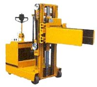 Heavy Duty Battery Operated Counter Balance Stacker