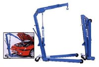 Fold Away Mobile Floor Cranes