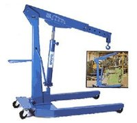 Commercial Mobile Floor Cranes