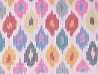 Ikat Fabric