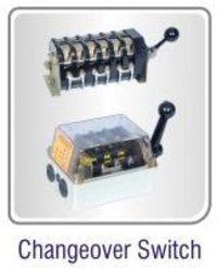 Electrical Change Over Switches