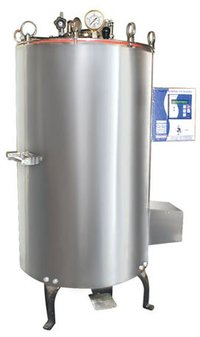 Fully Automatic Vertical Steam Sterilizer Autoclave