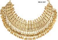 Ladies Kundan Necklace