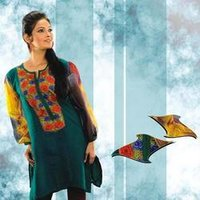 Fancy Colored Salwar Suits