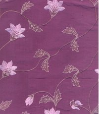 Machine Embroidery Furnishing Fabric